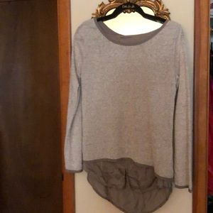 Tops - Long sleeve two in one top